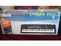 YAMAHA PSR-150 ELECTRIC KEYBOARD (PORTATONE)