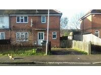 large 2 bed house in reading withley rg2 swap for 4 bed