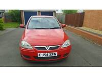 Vauxhall Corsa 2004 automatic spares or repair