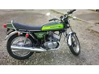 Kawasaki 500 Mk3 Tripel 1973 For Sale