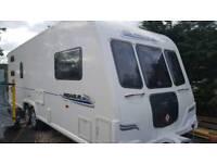Bailey's Pegasus 6 berth caravan 2011