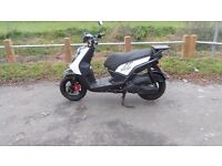 yamaha bws 125 2012 4stroke scooter bws125 fuel injected 125