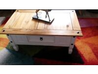 Matching TV unit , coffee table , console table