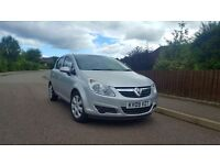 2009 Vauxhall Corsa Club 1.4 AUTOMATIC