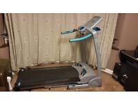 York T202 Treadmill Fully Working hardly used