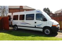 2008 Renault Master Ambulance Transporter Bus