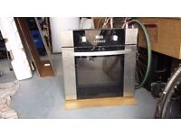 Multi function oven