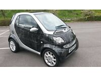 Smart car For two Passion 600cc 2003