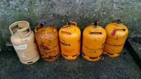 5 gas cylinder tanks do for project open to offers