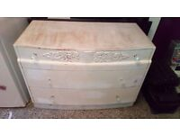 Shabby chic sideboard, good condition