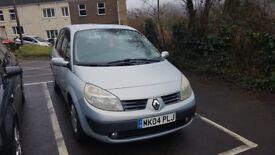 04 Renault Scenic 1.5 DCi - MOT expired