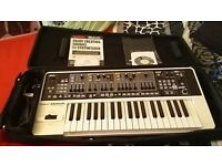 Roland Gaia SH-01 Synth With Carry Case