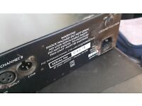 Hz internatinal Amplifier 1500w in used good condition