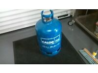 15kg calor gas bottle full blue full