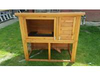Double Decker Rabbit /Guinea Pig Hutch