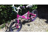 """Children's 16"""" bike"""