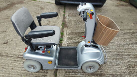 NEW BATTERIES Shoprider Mobility Scooter 3 Month Warranty Free Delivery Within 20 Miles