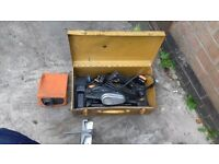 Elu 240v planer on good condition with box and dust bag