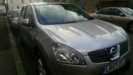 Nissan Qashqai 2.0 Petrol Auto