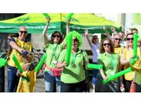 Bristol 10k Cheer Point Volunteer - supporting Children's Hospice South West