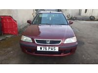 Honda civic 1.5 vtec sport £500 11 months mot great runner