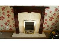 Complete Gas Fire Surround