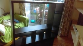 Tv/Dvd/Book Unit. Free. Ikea. Excellent condition