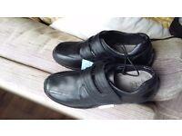 Size 7 teenage school shoes unworn