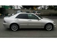 Lexus is200 automatic 2.0L 2004 Long MOT+Service History