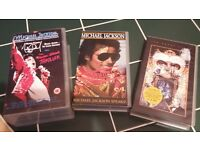 michael jackson vhf tapes