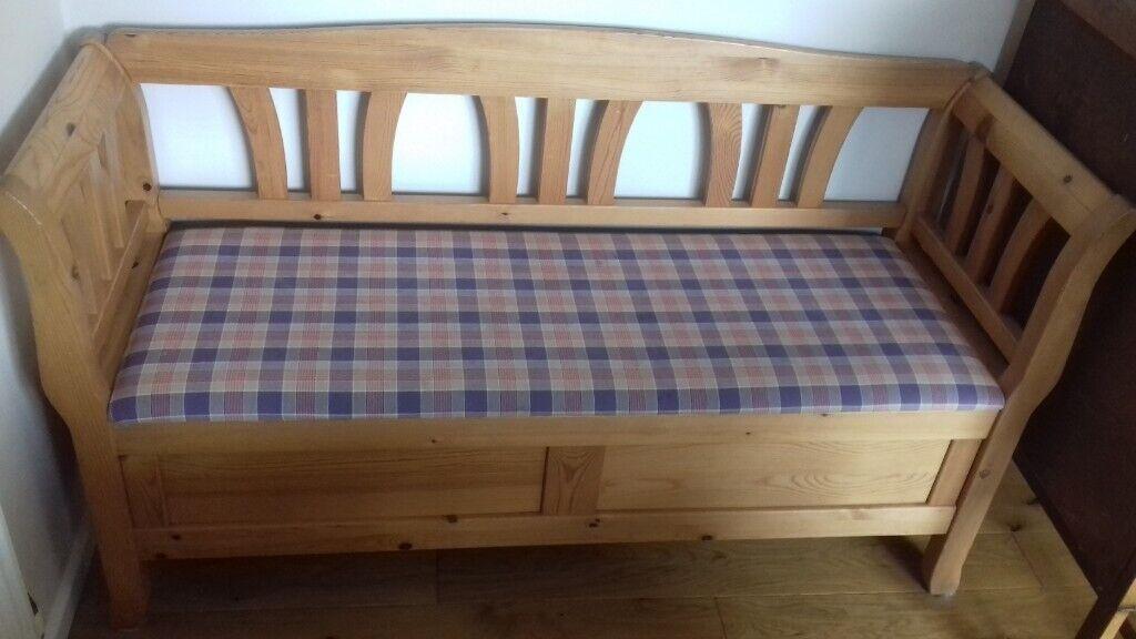 Peachy Kitchen Bench Seat In Treharris Merthyr Tydfil Gumtree Uwap Interior Chair Design Uwaporg