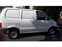 NISSAN VANETTE PANEL VAN, 23400 MILEAGE GENUINE, ONE CAREFUL OWNER FROM NEW , EXCELLENT CONDITION