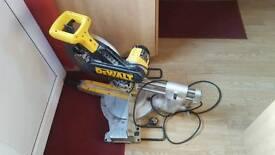 Dewalt chop saw