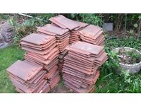Sandtoft 20/20 roof tiles approx 150 - Unwanted