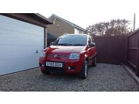 Get ready for winter with this rare Fiat Panda 4x4