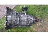 FORD TRANSIT 2.5 DI MK3 MK4 5 SPEED GEARBOX LDV BANANA ENGINE