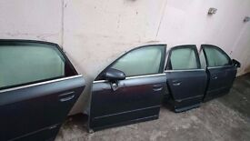Audi S4 Doors and S4 Convertible Boot and Tail gate job lot