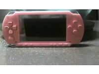 PSP. rarely used