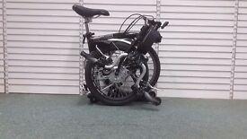 Brompton Electric Bike E-Bike with 11ah Li-ion Long Run Battery