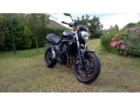 FZ6N-S2 - low miles and excellent condition - 58 plate - fazer - naked- 600 - yamaha