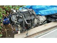 Iveco daily unijet hpi 2.3 Diesel engine and gearbox