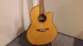 Tanglewood Odyssey TMO-7NC - Electro-Acoustic Guitar - Collection Only.