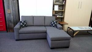 Sofa Studio ou sectionnel Ultra Solide, fait à Montréal