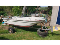 Fishing Boat Dory 11 Foot