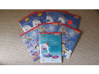 JOB LOT! *NEW* 240 CD/DVD Labels, Make Your Own Jewel Case Inserts, 100's Small Printable Stickers