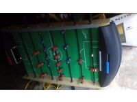 CHARTON FOOTBALL TABLE VERY GOOD CONDITION BARGAIN AT THE AT £30