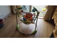 Fisher Price Jumperoo in excellent condition. For children 6-15 months.