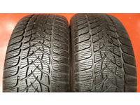 225 40 18 2 x tyres Goodyear Ultra Grip Performance 2