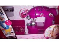Sewing machine for children aged 4 plus brand new in box