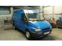 FORD TRANSIT T350 6speed **1owner**